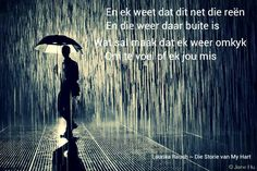 Die storie van my hart Laurika Rauch Afrikaans, Van, Quotes, Movie Posters, Quotations, Film Poster, Vans, Quote, Shut Up Quotes