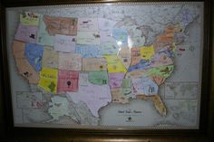 auctions framed united states
