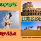 Greece, Rome, and Mali – A Third Grade SMARTboard Introduction is a 3rd grade level SmartBoard instructional presentation. This lesson focuses on t...