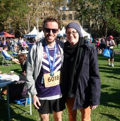 Martin Watters, one of our awesome supporters, ran the SMH Half Marathon in May. He generously raised more than $11,000 for cancer research in support of his girlfriend, who is currently being treated for Hodgkins Lymphoma.