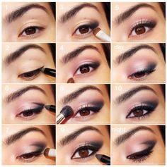 Beautiful Eye Make Up..........