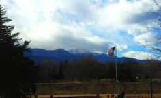 Pikes Peak today (Jan 2012) https://www.facebook.com/720MEDIA?sk=photos