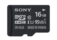 Sony 16GB High Speed microSDHC Memory Card (SR16UXA/TQMN) (OLD MODEL) >>> Click image to review more details. (This is an Amazon Affiliate link and I receive a commission for the sales)