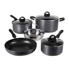 Comberton 8pc Cookware Set