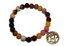 Om Jewelry Jade Jewelry Womens Jade Bracelet Buddhist Jewelry Meditation Stones Yoga Bracelet Prayer Mala Healing Crystals Om Bracelet