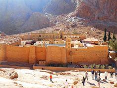 Έκτακτο Παράρτημαst katherin s monastery in sinai desert