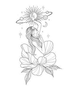 Mini Tattoos, Love Tattoos, Body Art Tattoos, Tattoo Drawings, Small Tattoos, Art Drawings, Girl Back Tattoos, Lower Back Tattoos, Tattoo Stencils
