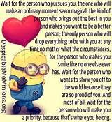 60 Valentineu0027s Day Minion Quotes About Love