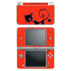 Motivos Disagu Design Skin Para Nintendo Dsi Xl Happy Halloween