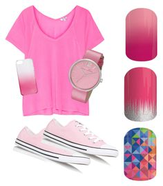 """Jigglypuff"" by tansy-peschel-jamberry on Polyvore featuring Converse, Splendid, J.Crew and Marc by Marc Jacobs"