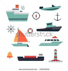 Boat Vectors Stock Photos, Images, & Pictures | Shutterstock