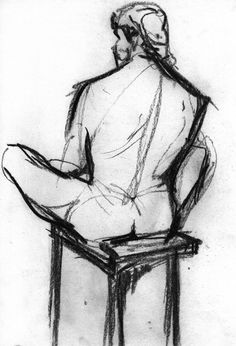 Drawing by Ödön Kunyi 105