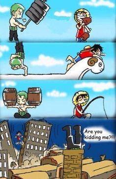 One Piece || anime funny