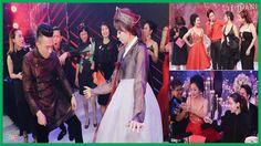 """Trấn Thành-Hari """"quẩy tung nóc"""" cùng Hoài Linh và dàn sao Việt sau đám cưới"""