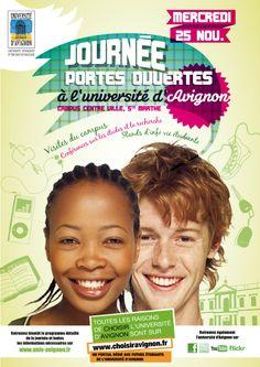 Visuel_avignon - université Avignon