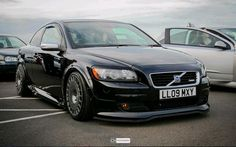 Matthew Stocks C30 looks like it's ready to be driven in anger!