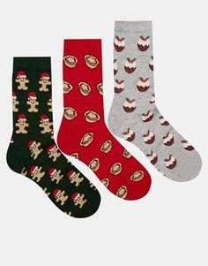 Funny Christmas socks for men make great gifts for any friend ...