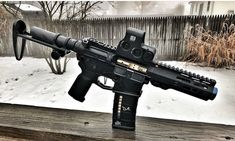 Military Weapons, Weapons Guns, Guns And Ammo, Airsoft, Ar Pistol Build, Rifles, Firearms, Shotguns, Battle Rifle