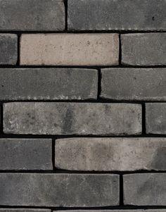 Er zijn verschillende manieren om je gevel weer als gloednieuw te krijgen! Foto: www.vandemoortel.be (gevelsteen • baksteen • grijstinten)