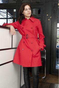 Green Raincoat, Hooded Raincoat, Mackintosh Raincoat, Rubber Raincoats, Riding Jacket, Swing Coats, Raincoats For Women, Rain Wear, Lady In Red