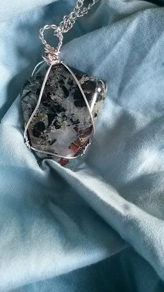 Agate Jasper Neclace - SHIPPING INCLUDED