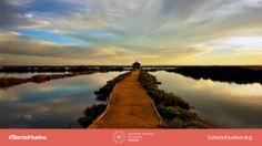 Marismas del Odiel, #Huelva. #SienteHuelva. / The Odiel Salt Marshes, Huelva, #Spain. #ExperienceHuelva   http://www.turismohuelva.org/es/producto/naturaleza