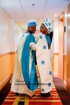 Nigerian Wedding of Tolani and Demola Presented by AugustFotography