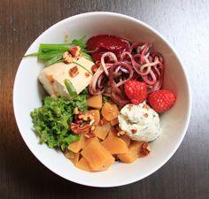 Panthère rose Panthères Roses, Pink Panthers, Cobb Salad, Healthy, Food, Health, Meals