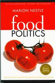 """This remarkable book is essential reading for anyone who wishes to understand how it has come to be that the richest nation in the world is eating itself to death. . . . Straight reporting about the shaping of food policy, as this volume makes clear, is certain to offend some very powerful players.""         —Joan Dye Gussow, author of This Organic Life"