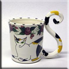 Cat Lover Cat Mugs, Cat Coffee Mugs, at Cat Fancy Gifts Decor