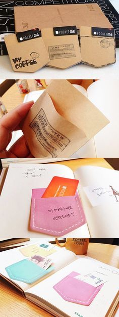 Just when we thought sticky notes can't get any better - they did! The Pocket Sticky Note does more than being handy for your notes, lists, and reminders. It has a real pocket for you to fill with your cards, receipts, cash, memorabilia, and more! These are ideal for using as cute notes to your friends, functional additions to your notes for work or school, or creative decorations in your scrapbooks. They now come in a set so you can enjoy more! Your stationery collection will be…