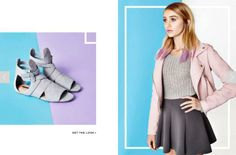 Forever 21 Women Winter Wear Collection 2014 2015