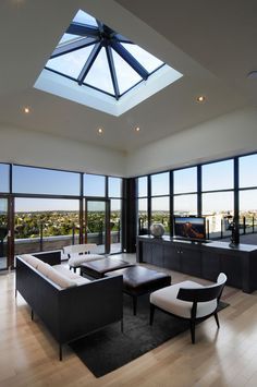 Luxury Penthouse Apartment With 360 Degree Views Over Victoria Canada DesignRulz