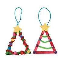 This Craft Stick Snowman Ornament Craft Kit is the perfect Christmas craft for kids! Your little elves will love building their very own ornaments to spruce . Preschool Christmas Crafts, Christmas Crafts For Kids To Make, Xmas Crafts, Craft Stick Crafts, Kid Crafts, Craft Ideas, Craft Sticks, Christmas Activities For Kids, Best Gifts For Kids