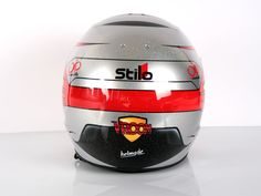 #helmade and #vroom #karting magazine cooperation in #helmetdesign. Neon beauties from #stilo for racing tests etc. Design your own on www.helmade.com