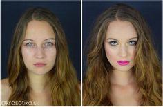 🎀Tvár: 💎Make-up Coverage L.A.Girl 💎Transparentný púder Prep+Set+Go Milani 💎Kontúrovacia paleta Face Form Sleek odtieň: Fair 💎Krémová lícenka L.A.Girl odtieň: Dreamy 💎 Rozjasňovač Shade&Glow NABLA odtieň: Angel  🎀Obočie: 💎Farba na obočie NABLA odtieň: Venus  🎀Oči: 💎Paleta očných tieňov 35E Morphe 💎Kajalová ceruzka na oči Milani 💎Mihalnice Bloom 46 💎Objemová riasenka E style Mega Volume Effect Mascara  🎀Pery: 💎Matný rúž na pery Milani Color Statement odtieň: Matte Orchid