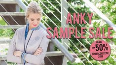 Anky Sample Sale -- Drunen -- 08/06-16/06 Sale 50