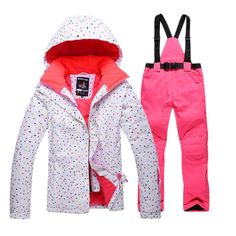 Shipment and delivery to your door will generally take 14-21 Days. Do you love to wear polka dots? This is the perfect outfit for you. It is very warm and comfortable for any outdoor activity. Whether