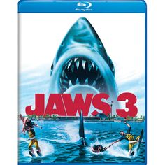 Jaws 3 (Blu-ray), Movies