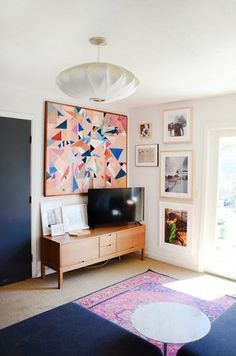 House Tour: A Cali Beach Cottage Full of Family Fun | Apartment Therapy