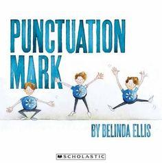 Punctuation Mark - Belinda Ellis