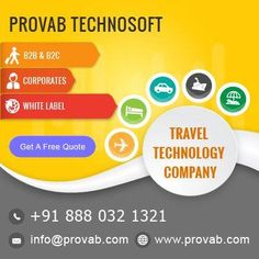 Online Hotel Reservation System Company - PROVAB TECHNOSOFT. We develop online reservation software for global travel and hospitality companies #OnlineReservationSystem #OnlineTravelAgency #TravelAgencySoftware
