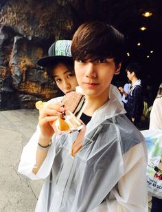 Ten and Mark #SMROOKIES