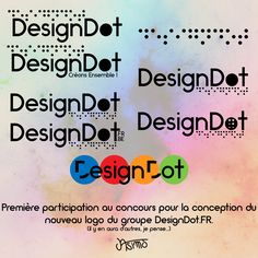 My contribution for DesignDot.FR