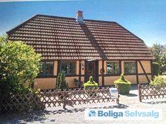 Spurvestræde 9, 4862 Guldborg - Idyllisk bindingsværk med skøn have. #guldborg #villa #selvsalg #boligsalg