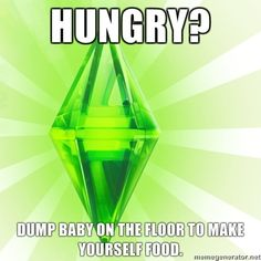 The 50 Best Examples of The Sims Meme