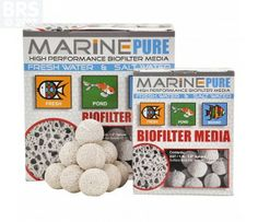 MarinePure is much more environmentally friendly than using live rock that has been -harvested out of the ocean -It will not introduce pests (like Aiptasia, Majano's or predatory crabs) into your tank -like live rock potentially wood  PRICE-$60.00