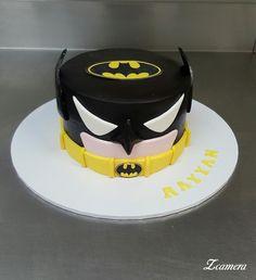 Batman cake by The Custom Piece of Cake