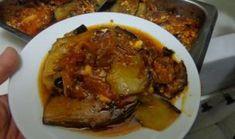 Οι συνταγές μαςΜελιτζάνες φούρνου τέλειες - Cookbook Recipes, Cooking Recipes, Greek Recipes, Family Meals, Pork, Food And Drink, Beef, Chicken, Healthy