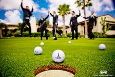 Golf Course Weddings | The Right Approach / national wedding photographers